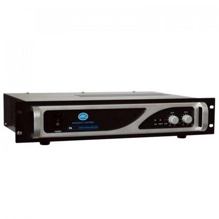 Location Amplificateur de puissance professionnel PA 600 2 x600W 450x450 - Location  Amplificateur  PA-600