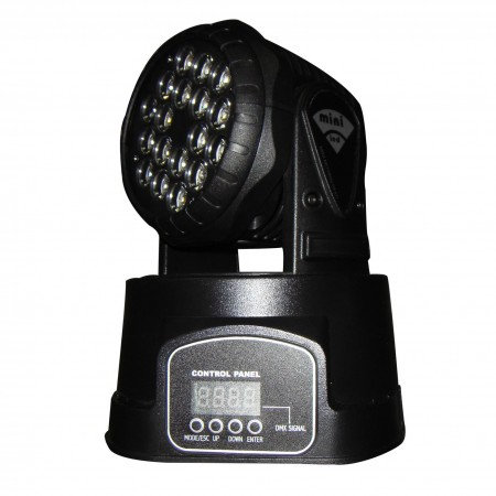 xs54wbk xs54 wash black321 450x450 - Location  Lyre à led Wash