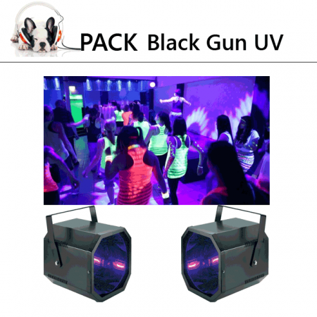 pack Black Gun UV 450x450 - Location  lumière noire UV 400w