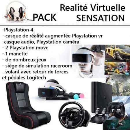 pack vr sensation sono 450x450 1 - Location  Réalité Virtuelle SENSATION