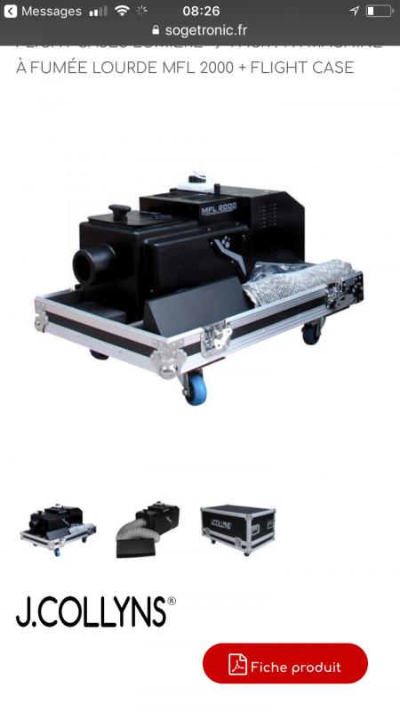 IMG 4377 450x800 - Location machine à fumée lourde à EAU  MFL 2000