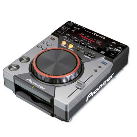 Platine CDJ 400 Pioneer 450x450 - Location platine CD MP3 USB : platine CDJ 400 Pioneer
