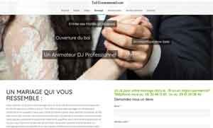 dj mariage esil evementiel.com 2 - Location Sono et éclairage Paris Yvelines Rouen : ESIL LOCATION