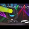 hqdefault 100x100 - Location Lyre : lyre Beam led phantom showtec 140 w