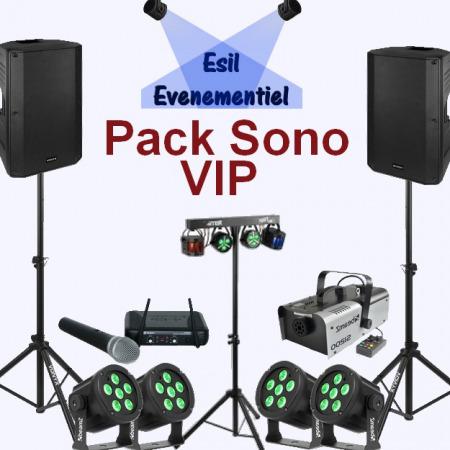 Pack VIP 450x450 - Ambiance Garantie avec ce Pack VIP Sonorisation & Eclairage