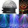 12w led rgb rvb projecteur boule 180 scene disco 100x100 - Location jeux de lumière boule disco à led