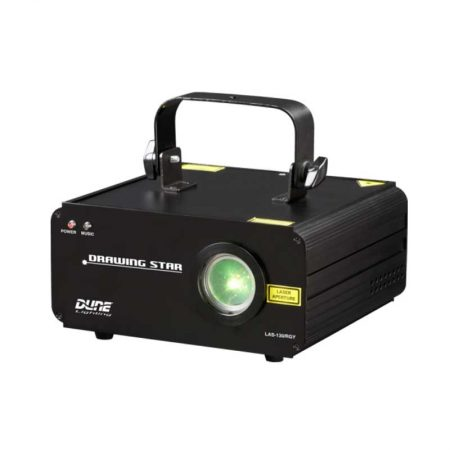 Laser DRAWING STAR 130MW RGY 450x450 - Location le week end Laser Drawing-Star 130 MW RGY