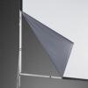 ST TOILE 100x100 - Location Ecran cadre 4x3 pour séminaires