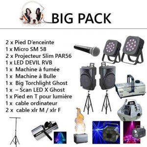 BIG pack complet