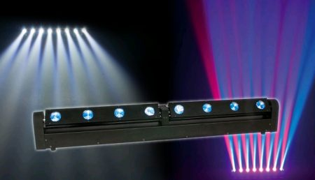 Showtec Wipe out motorized LED bar musikmesse nieuws 450x258 - Location barre de led motorisé, effets professionnel
