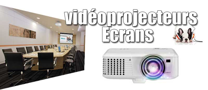 location videoprojecteur