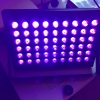 IMG 3440 100x100 - Ce panneau UV à LEDS 54 x 3 W est parfait pour vos soirée fluo et tennis de nuit. Pourquoi ?
