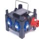 pce boitier 32a tri 6 x16a mono 6 dpn 16a 80x80 - Location système son JBL HLA - Prestation sonorisation -