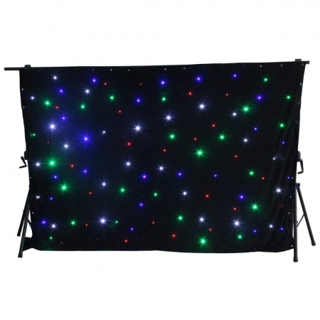 Beamz sparklewall LED96 RGBW 450x450 - Location rideau de LED : SPARKLEWALL RIDEAU LUMINEUX 96 LED RGBW