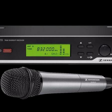 Sennheiser XSW 35 Wireless Mic 450x450 - Micro HF Sennheiser: XSW 35