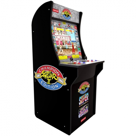 borne darcade street fighter 450x450 - Location borne d'arcade : Street fighter II
