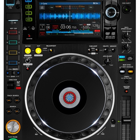 cdj 2000 nx 2 450x450 - Platine CD mp3 : CDJ 2000 Nexus 2 pionner
