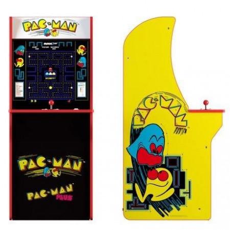 evolution borne de jeu d arcade pac man 450x450 - Borne de jeu d'arcade : Pacman