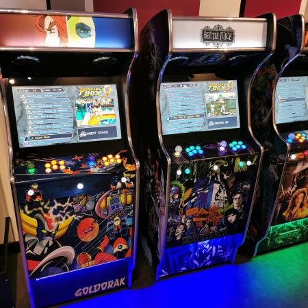 "IMG 20191114 095311 450x450 - Borne arcade écran 23"" : 1665 jeux"