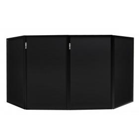 cabine black - Location DB5 paravent dj - écran pliable