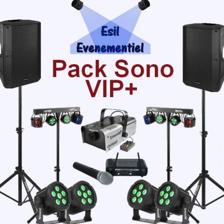 Pack Sono VIP +
